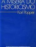 Miséria do historicismo Karl Popper