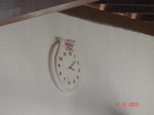 Relógio escatológico
