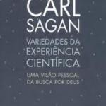Variedades da exp científica Book Sagan