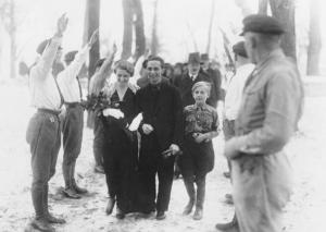 Hitler padrinho de Goebbels