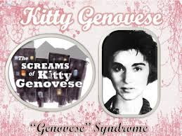 Screams of Kitty Genovese