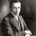 O jovem Rachmaninov