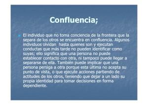 confluência