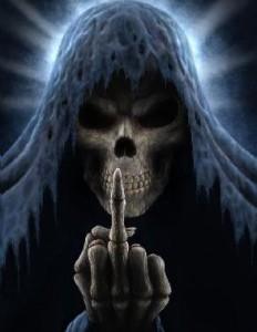 Morte dedo medio