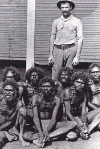 Aborígenes escravidão
