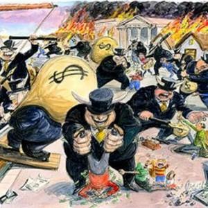 Banqueiros-saqueadores